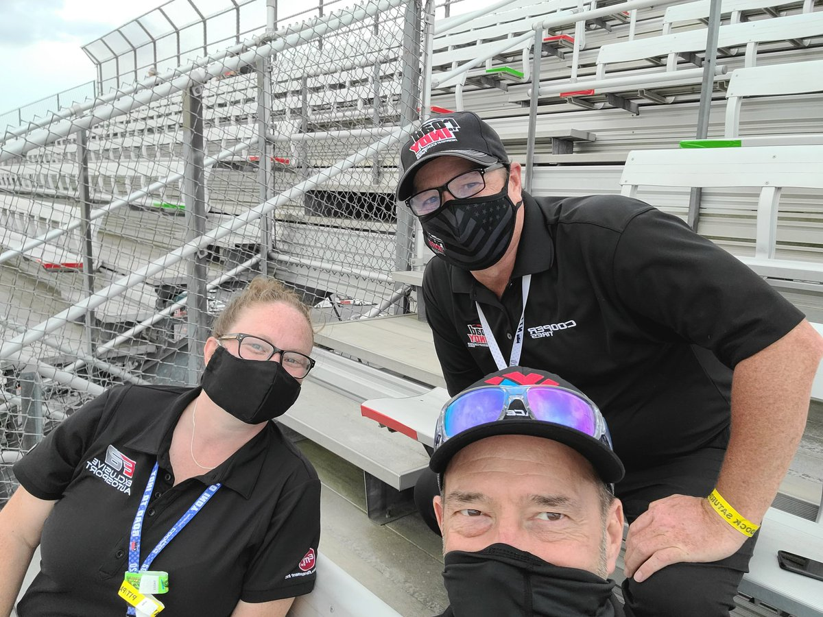 @RobHowden @ARCA_Racing @IndyPro2000 @IndyCar @IndyCarRadio @WWTRaceway @ChrisBlair4B #maskedup so we can #raceon with @RTI_Insider and @eKartingNews at @WWTRaceway. https://t.co/nkfbFd9ZqL