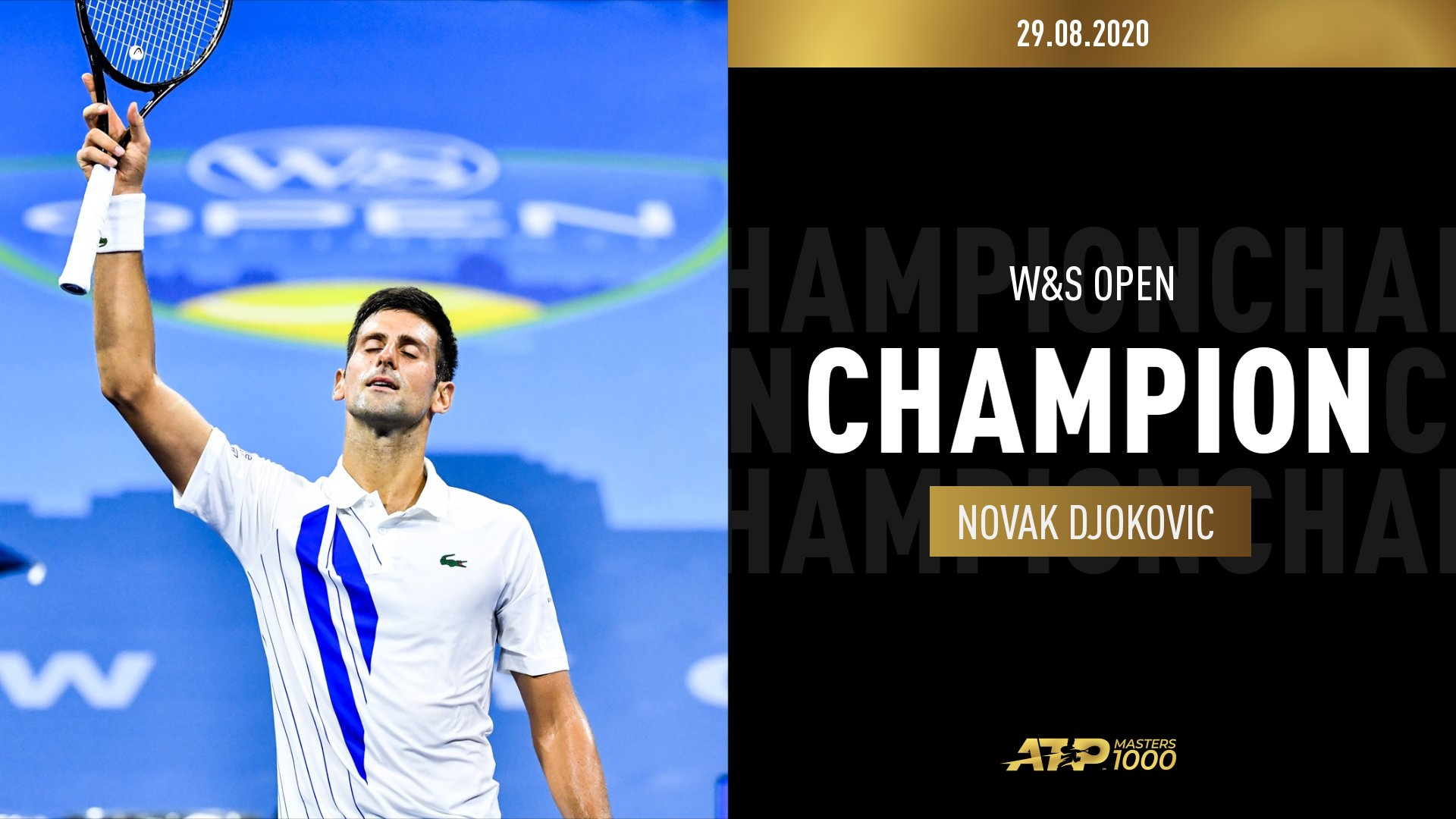 Novak Djokovic Wins Cincinnati Open Final After A Clumsy Start Against Milos Raonic Firstsportz