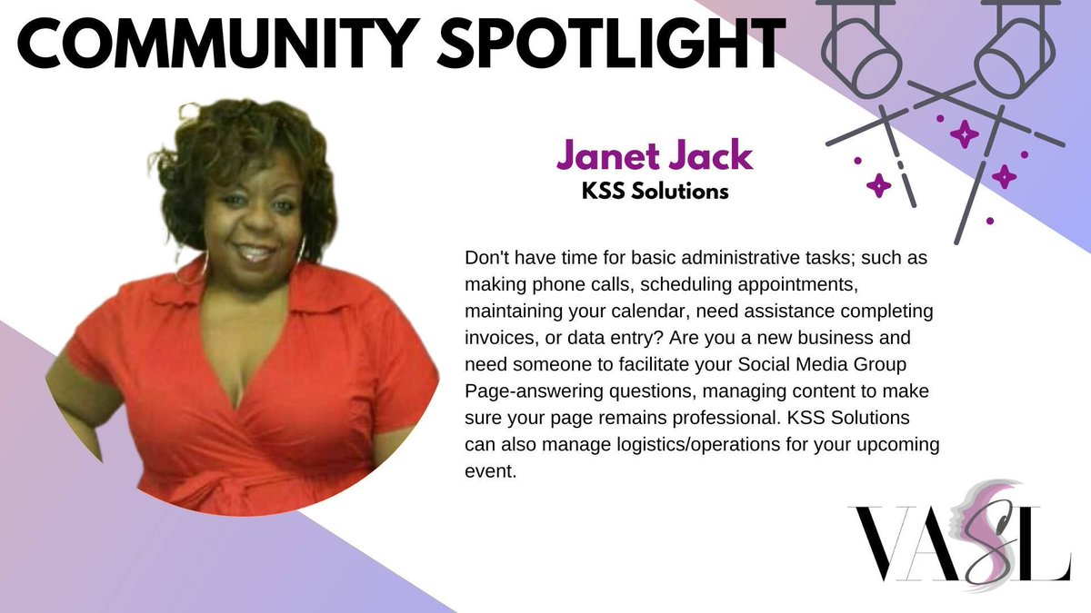 """If you missed my interview with Virtual Assistant Sisterning Learning """"Community Spotlight""""  https://t.co/foTwX563NF  #assistant #eventplanning #strategies #eventplanning #logistics #demands #personalassistant #mic #📞⌨️📱 #comunity #spotlight #careerchange #life #whatsforyou https://t.co/WPuv47yQX0"""