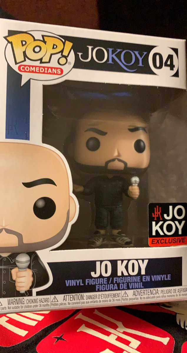 Hell yeah my @Jokoy funko pop stuff came in!! https://t.co/QX7cs6KzAt
