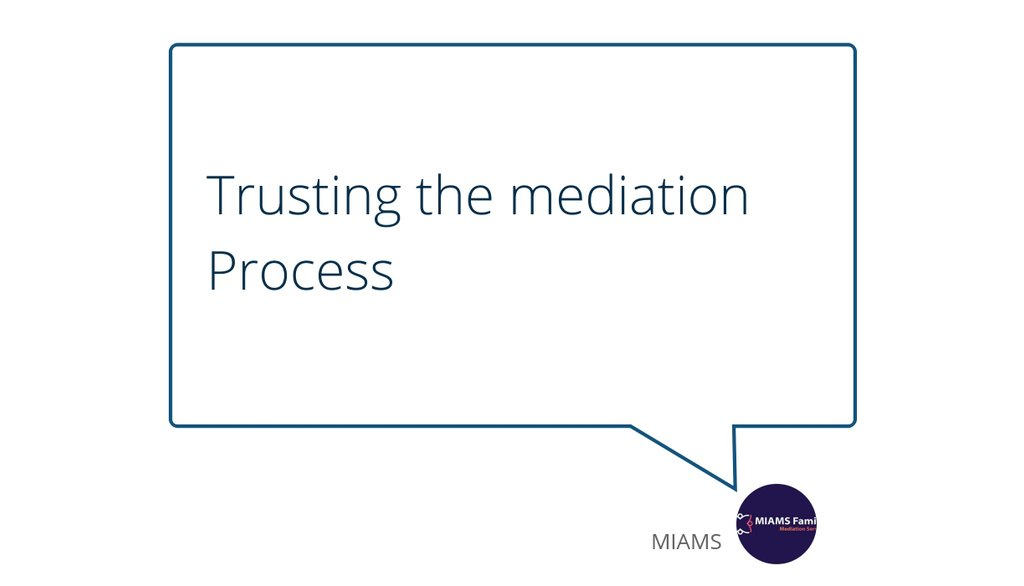 The entire mediation process is fully voluntary.  Read the full article: Trusting the mediation Process ▸ https://t.co/W5tfYNTvWl  #divorce #mediation #divorcemediation #separation #disputeresolution #mediators #mediator #mediationprocess #familymediation #services https://t.co/TIgPi7OPcf