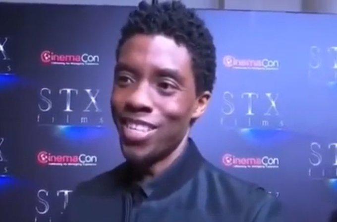 【影片】NBA群星轉發黑豹18年時的採訪,或許已坦然透露死訊:我死了劇透個毛?