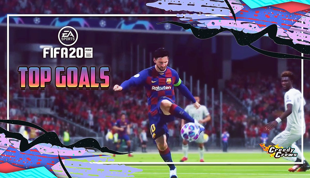"""Can #Messi scorr the same goals for #ManCity?"" Watch #CreedyCrews on #YouTube  @CreedyCrews @EASPORTSFIFA @EAFIFAMOBILE20 @EAFIFADirect  #messiOUT #MessiToCity #MessiLeavingBarca #fifa20 #FUT21 #fut #ultimateteam #fifa21 #bestgoals #fifagoals #YouTuber #gaming #XboxOne #EASPORTS https://t.co/mjdZ0mnHZY"