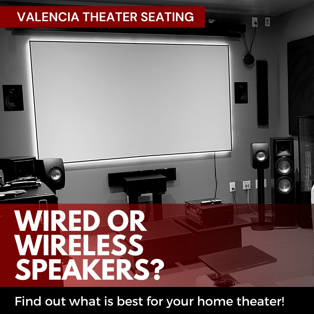 Don't know if you should invest in wired or wireless speakers? Our blog post is here to help! Check it out here https://t.co/F2MT5F5qT3 #HomeTheater #HomeTheaterSeating #Speakers #speakersystem #SpeakerSeries #speakerstereo #speakerscorner #speakersofinstagram #speakerslife #cool https://t.co/FTiM1kCoWI