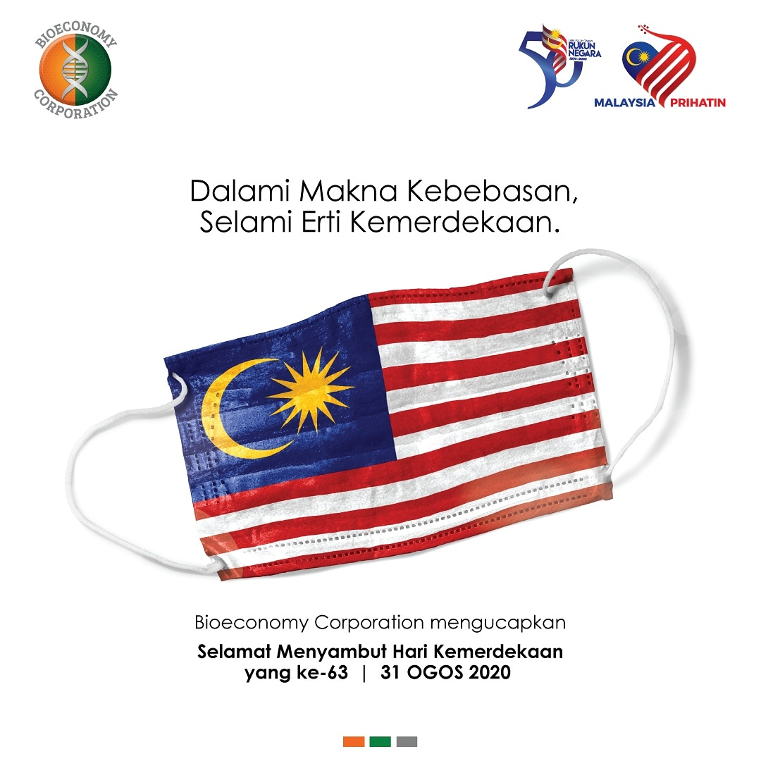 In freedom, find the meaning of unity. This is our Merdeka.   Happy Independence Day, Malaysia.  #SelamatHariMerdeka #BulanKebangsaan2019 #KibarJalurGemilang #SayangiMalaysiaku #MalaysiaBersih #KemakmuranBersama #KitaMalaysia https://t.co/7m9ndRYZjf