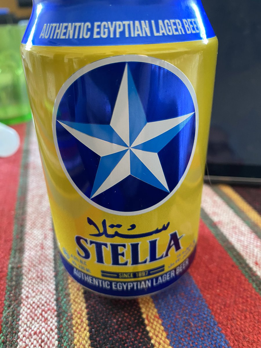 Hany Ragy On Twitter Having A Lot Of Technical Glitches Today Nothing That An Authentic Egyptian Lager Beer Can T Make Better Not Sure If It S My Own Internet Or The Streaming Vass Vassiliou