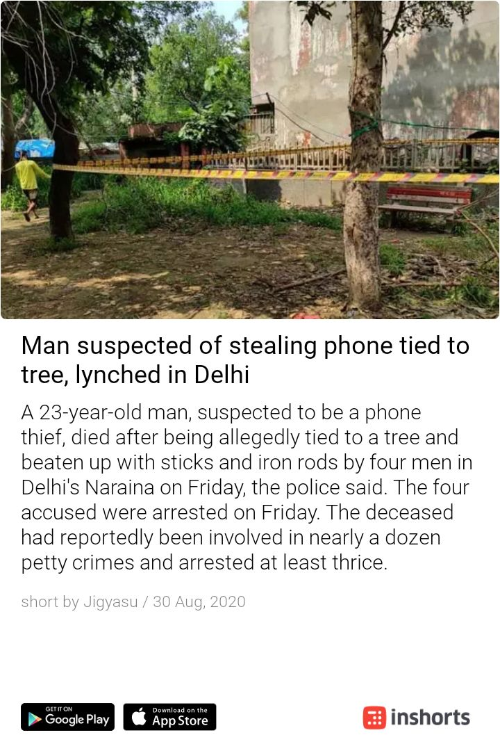 Who's responsible for this??? #Kejriwal #Modi #SheilaDixit... Or our own mentality to take #Judiciary in our hand??? #humans with no #humanity. #HumanRightsViolations #Humanformers #Delhi