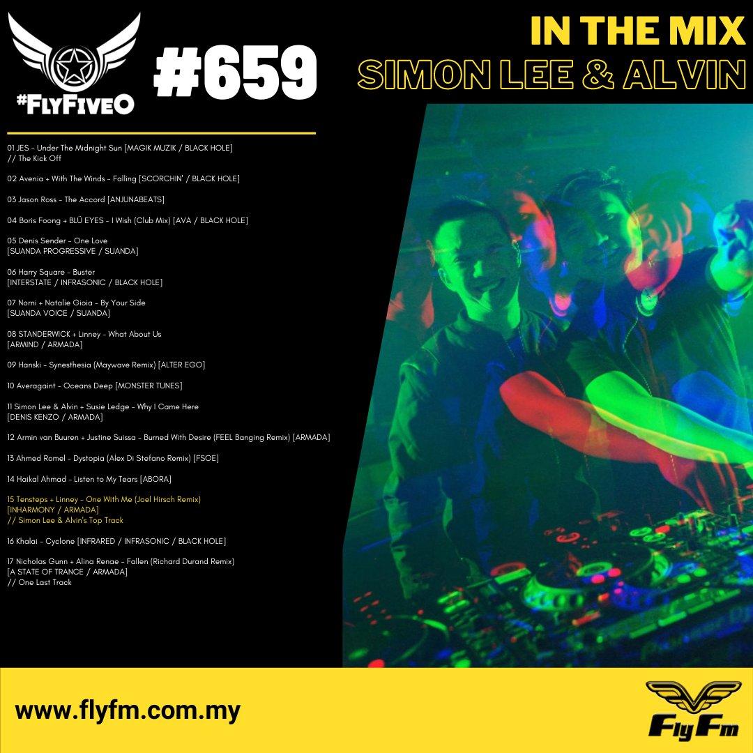 📡 FLY FM #FlyFiveO #659 mixed by @simonlee_alvin https://t.co/kF8OrXWZHA https://t.co/zRh05M4h7Q