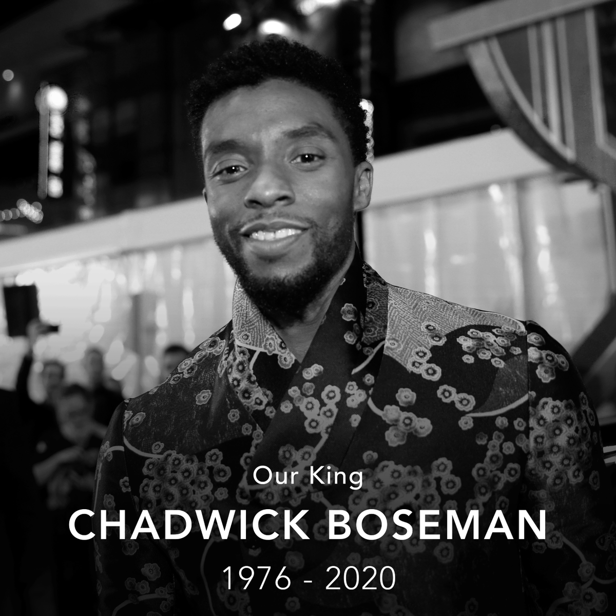 Tonight, ABC will celebrate the legacy of Chadwick Boseman with a special presentation of Marvel Studios' Black Panther followed by the ABC News Special: Chadwick Boseman - A Tribute for a King. It all starts tonight at 8/7c on ABC. https://t.co/dVpYa0RM6b