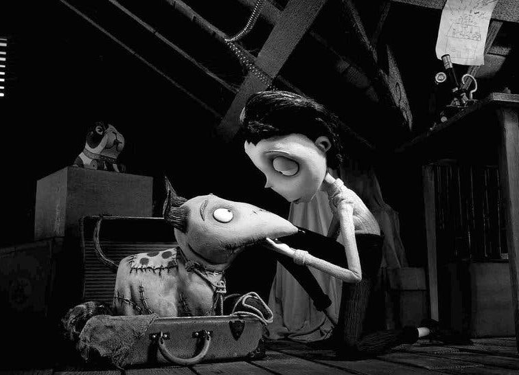 Tayler On Twitter Reminds Me How Much I Need My Frankenweenie And Scraps Tattoo To Go With My Zero
