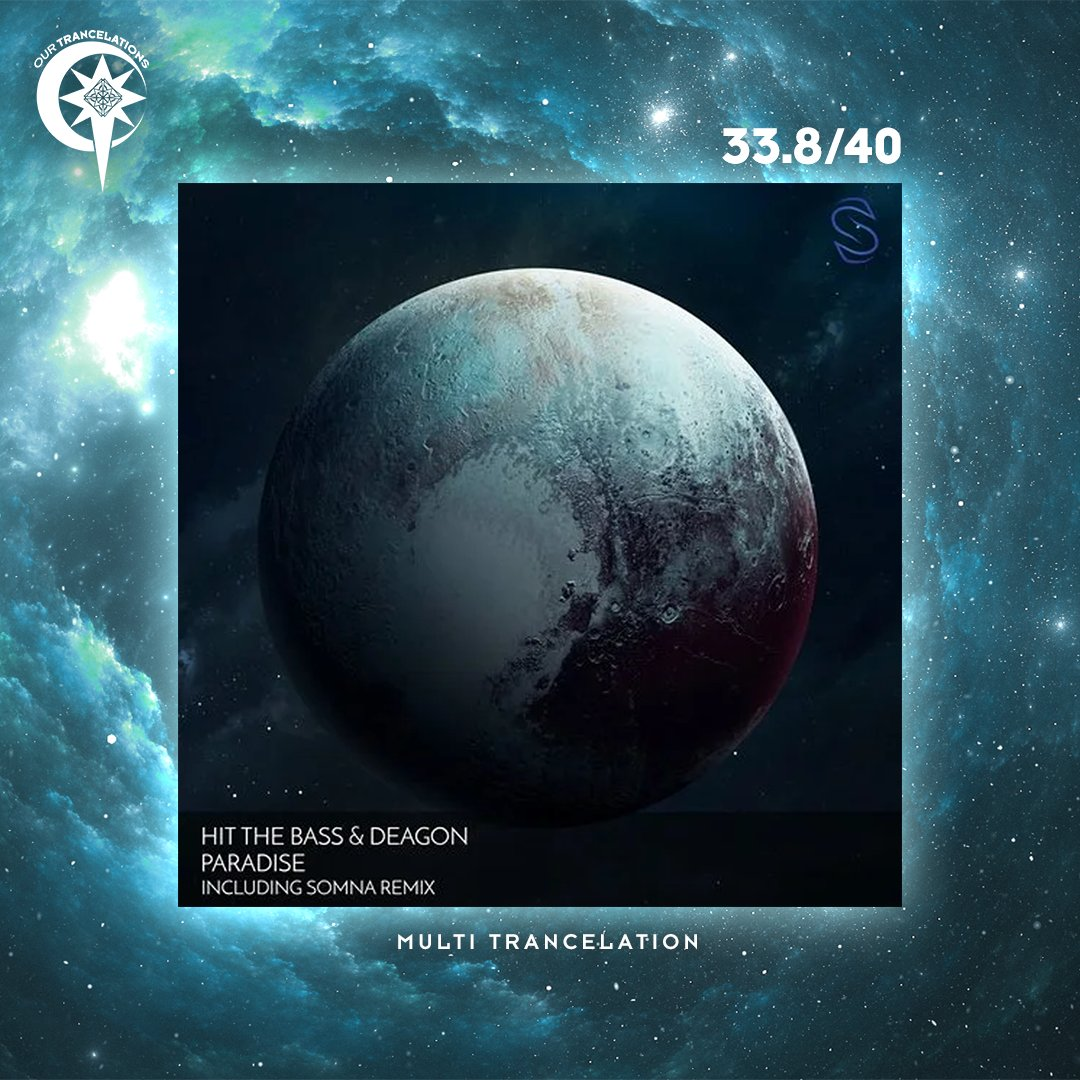 #MultiTrancelations is back with a #review for the #rising #talents #HitTheBass & #Deagon + a remix from co-boss of #AVARecordings, this is #Paradise incl. #Somna #Remix   Read our review here https://t.co/9wNtCiFNY0  #trance #progressive #vocal #power #energy #happy  #blog https://t.co/X1bLFW0ShV