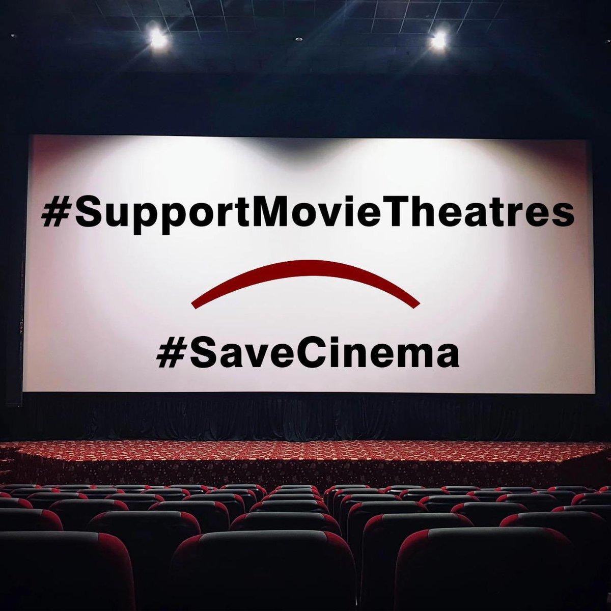 #SupportMovieTheaters https://t.co/414ki0HDcf