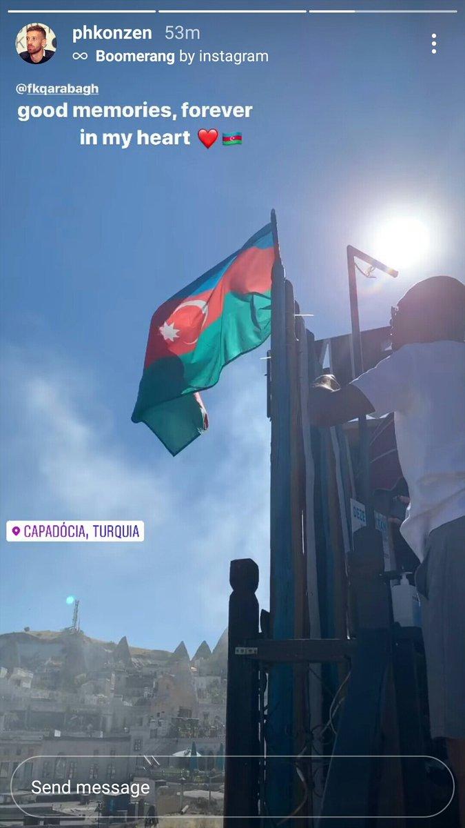 @PHKONZEN You are our besttiee too Pedirito 💙❤💚🔵⚪♠ #FKQarabağ #Brasil #Azerbaijan #PedroHenrique10 #JusticeforAzerbaijan #KarabakhisAzerbaijan #Peace #Justice #Football https://t.co/d3h2frpADi