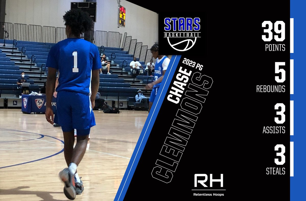Chase Clemmons picked up where he left off from yesterday and goes for a near 40-ball in a win to start the morning at #BattleForGeorgia. He's one of the quicker guys with the ball in the state and has really deep range on his jumper. Puts up points in a hurry. https://t.co/pvKHhcJ41y