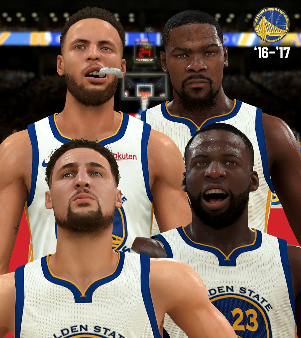 2 New Classic Teams coming to 2K21 😤  🔹'16-'17 Warriors 🔹'18-'19 Raptors  Only 5 more days until #2KDay https://t.co/tfgL6mzmUU