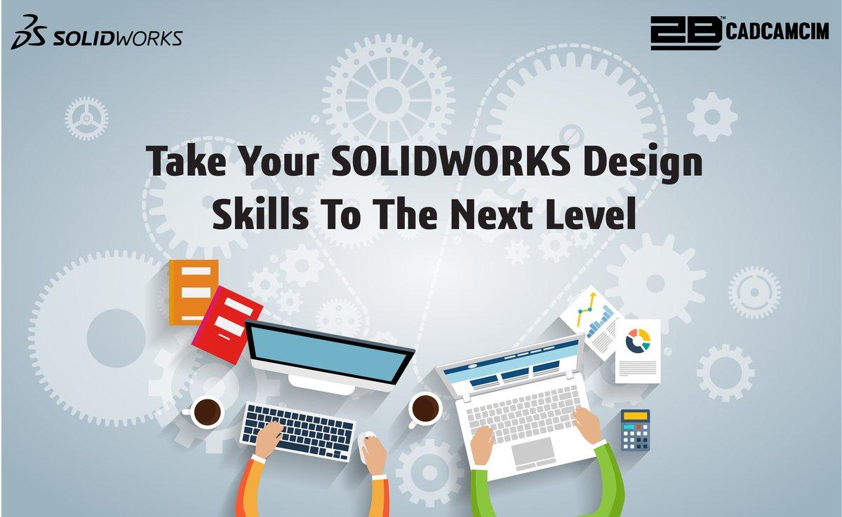 دلوقتي  تقدر تحدد مستواك لبرنامج Solidworks وتناقش مستوى التدريب اللي محتاجه مع مستشارك التدريبي  كلمنا واحجز مكانك 01009996095  #2BCADCAMCIM #SolidWorksTraining https://t.co/7f72XzAmSp