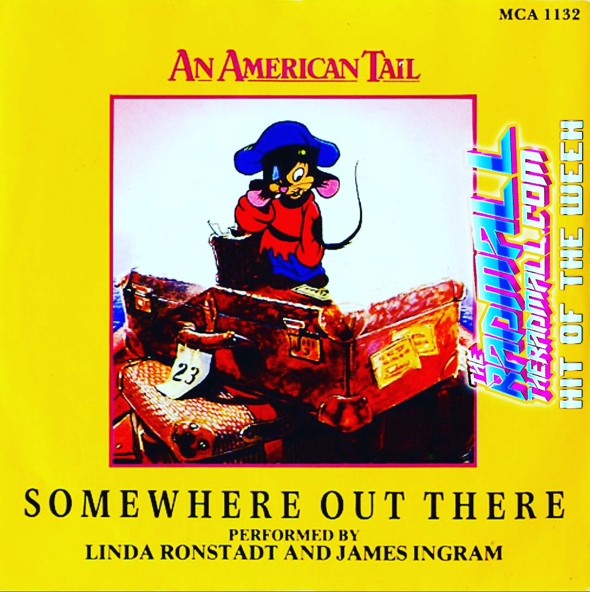 🎶Hit of The Week🎶 #SomewhereOutThere by #JamesIngram & #LindaRonstadt off the '86 soundtrack, #AnAmericanTail  Watch the music video at https://t.co/hMfnn20Y3T  By #CDuniverse  #80s #80sMusic #August #80sCartoons #MALLtoons #80sMovies #September #80sSoundtrackSeptemberII https://t.co/6OZrsDZOFF
