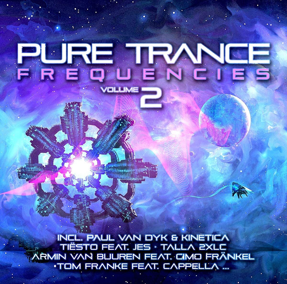 "Out now ""Pure Trance Frequencies Vol. 2"" CD Compilation incl. 3 of my tunes:  CD 1 Track 17:  @DJ_TEKNO & DJ T.H. - Take No Prisoners (@ronskispeed Remix)  CD 2 Track 14:  DJ T.H. - Leonie  CD 2 Track 17:  @ManuelLeSaux & DJ T.H. with @LinneaSchossow - Butterflies https://t.co/5F7bYsUbfn"