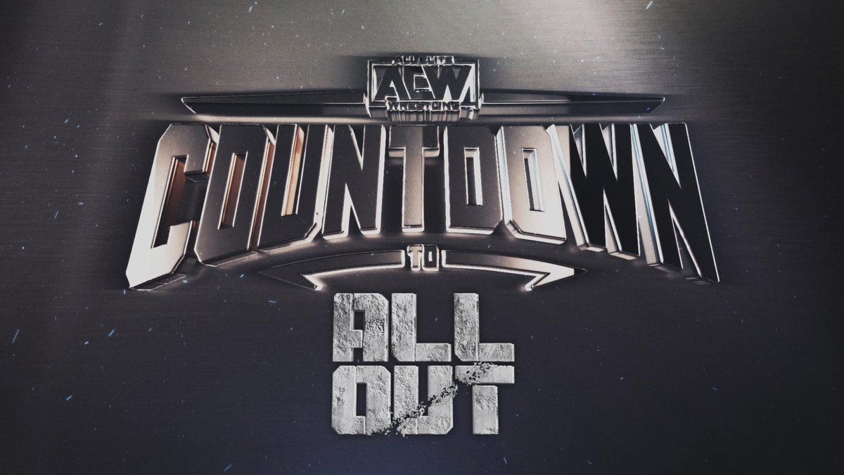 Countdown To AEW All Out Announced, Tony Khan Comments