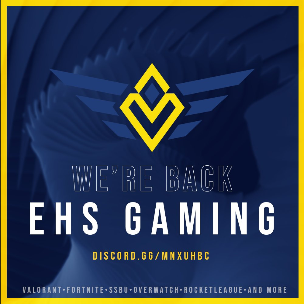 College Fortnite Discord Ehs Gaming Ehs Gaming Twitter