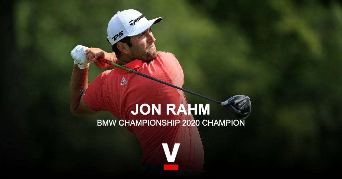 🇺🇸 Congratulations to SPORTFIVE golf client Jon Rahm on winning the #BMWCHAMPS in the FedEx Cup Playoffs. https://t.co/vIh1oUD66e