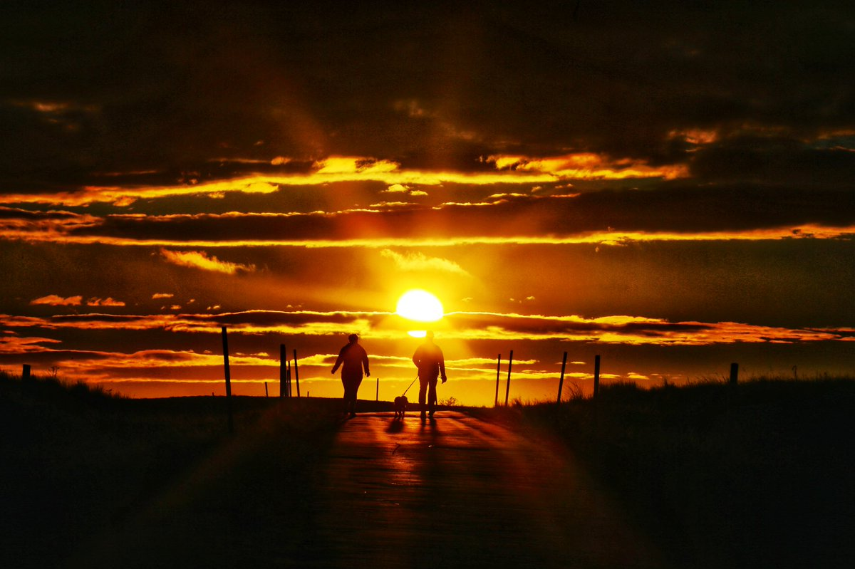 Into the light @BelfastHills @NationalTrustNI @StormHour @viralbelfast @BelfastHourNI @irish_news @barrabest #sunset #ireland https://t.co/v4kvbuZSne