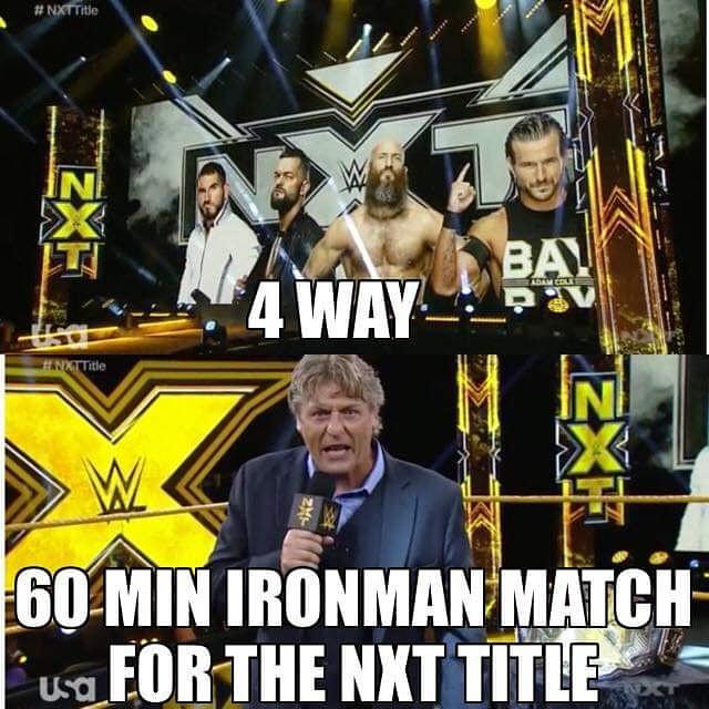 I'm picking Balor. #ThePrin❌e #NextChamp #NXT #WWE #WrestlingIsLife https://t.co/Udx8qu6ZgY