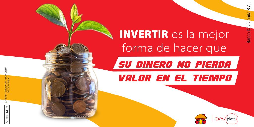 ¿Cómo pasar del #ahorro a la #inversión? Encuentre aquí las claves para hacerlo realidad: https://t.co/wsePd5IZQD  #BienvenidoAlNuevoMundo https://t.co/Ci3MUpFhLj