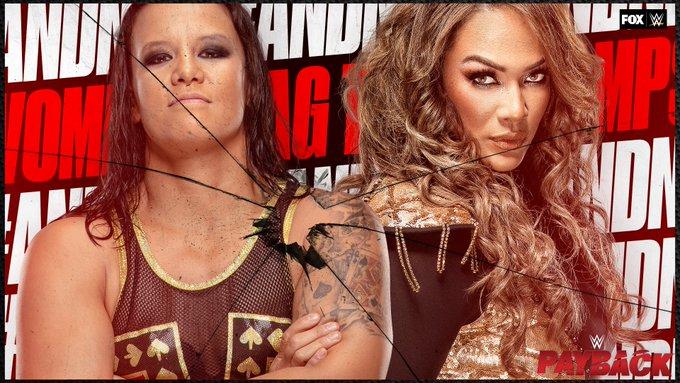 Shayna Baszler And Nia Jax Win The WWE Women's Tag Team Titles
