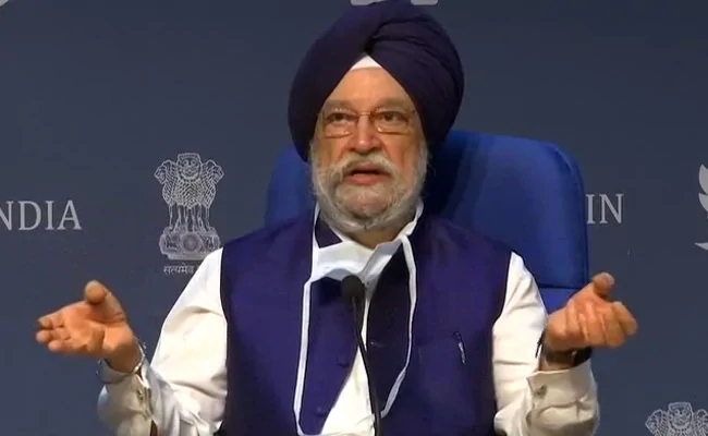 Government Should Not Run Airports, Airlines: Union Minister Hardeep Puri