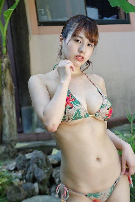 グラビアアイドル小山玲奈のTwitter自撮りエロ画像44