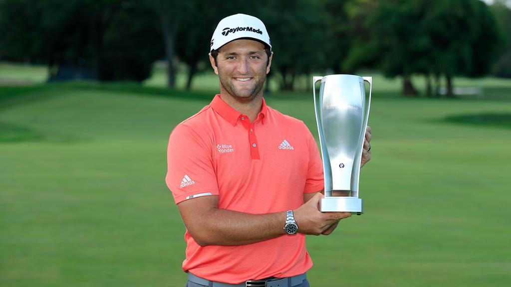 Congratulations @JonRahmpga on your thrilling victory at the 2020 @BMWchamps. #RolexFamily #BMWCHAMPS #Perpetual https://t.co/gyLs4GOnTF