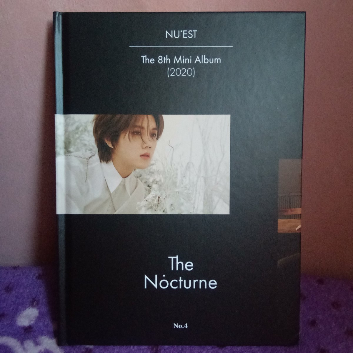 NU'EST The Nocturne Album finally arrived 💓 Totoo nga ang balita, makapal ang bubble wrap 😂 at may paposter pa 😍 Thank you po @FromFansForFans  #NUEST #뉴이스트 #The_Nocturne #Im_in_Trouble https://t.co/4ggt87m5bZ