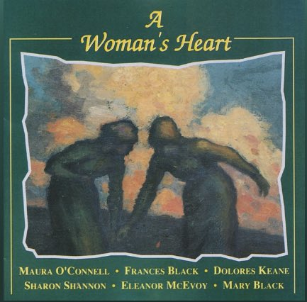 Sometimes the only thing to be done is to sit still, listen to this album and feel all the feels ❤️☘️💔#AWomansHeart   https://t.co/RqnCS8UKpt https://t.co/CZI7Z4V7AC