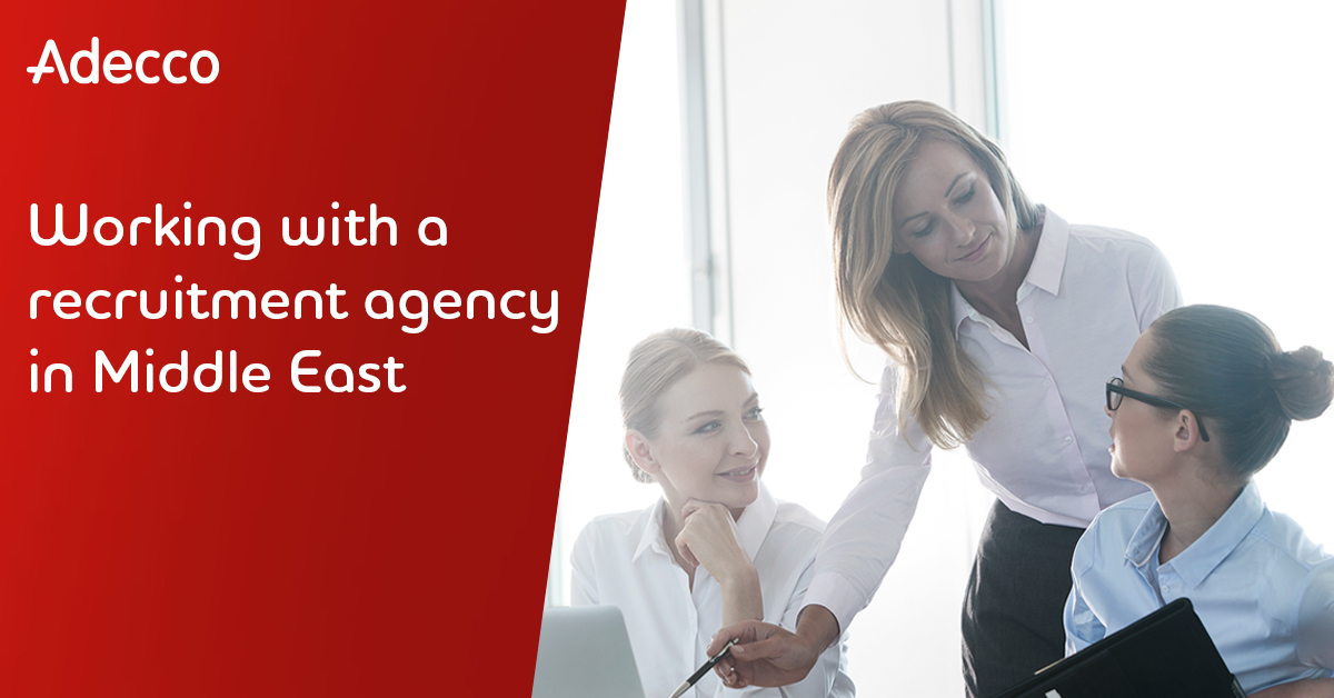 With so many recruitment agencies in Middle East market it's important to know who to trust. Take a look at our tips for working with a #recruitment consultancy: https://t.co/MOQfw4hZA0  #adeccomiddleeast #workwiththebest https://t.co/ujqBaSaFQP