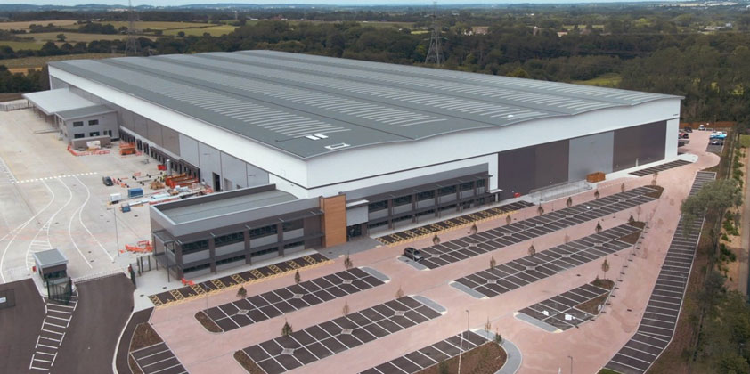 OPENING SOON: Jaguar Land Rover's new Battery Assembly Centre at Hams Hall in Warwickshire. Set to produce 150,000 units a year, it will be the most  advanced facility of its type in the UK #UKmfg #GBmfg🇬🇧 https://t.co/T6QMqTjQQ7