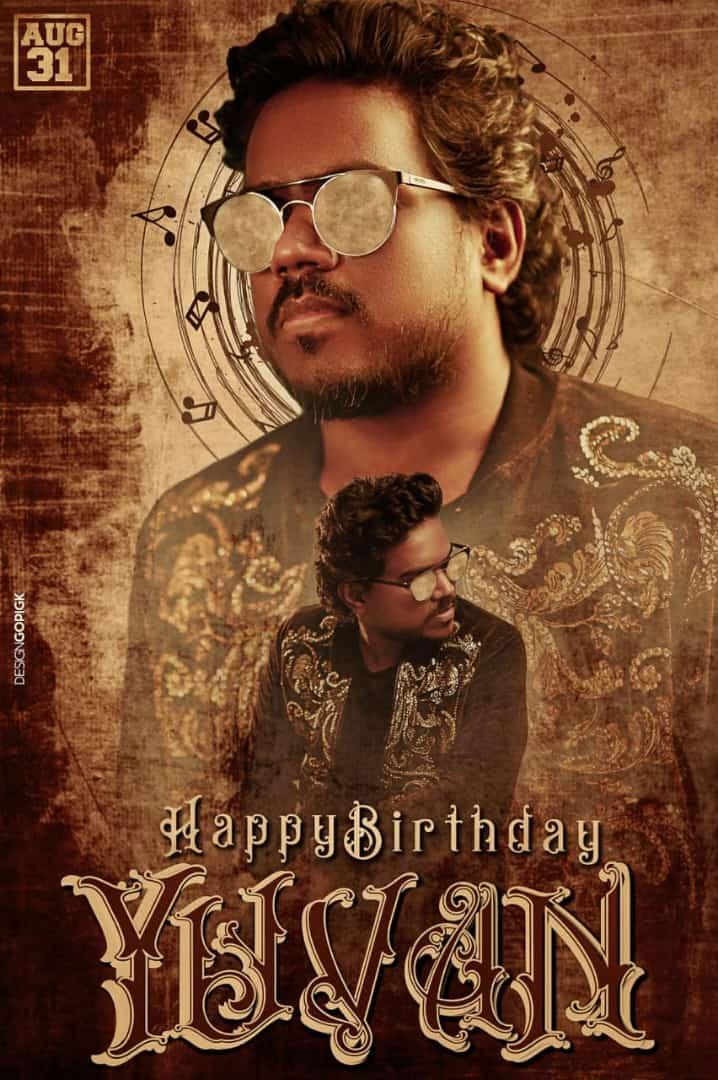 Happy happy happy  birthday #yuvan Shankar raja🔥🔥  BGM_of _king _in_ kollywood  Pain killer 💔💔  Every situation tha solution @thisisysr Many more happy returns of the day @thisisysr ♥️♥️🔥♥️ #youngmaestro #HappyBirthdayYuvan #HappyBirthdayYuvan #HBDDearYuvan  #HBDYuvan https://t.co/qZaaz7a5j5
