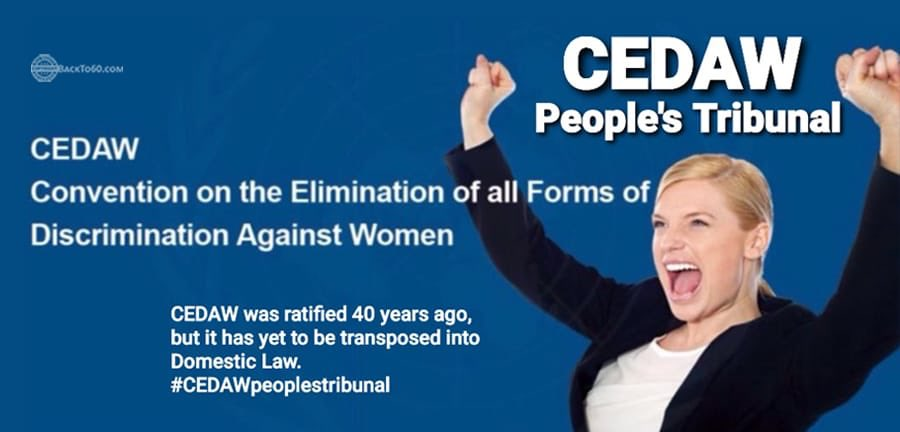 @JournoCharity May we invite you to follow @CedawPT and support the elimination of discrimination against women and girls? Thank you 🙏  Would you also please retweet crowdfund to your followers 🙏    #CEDAW #womenempowerment  #cityofwomenlondon