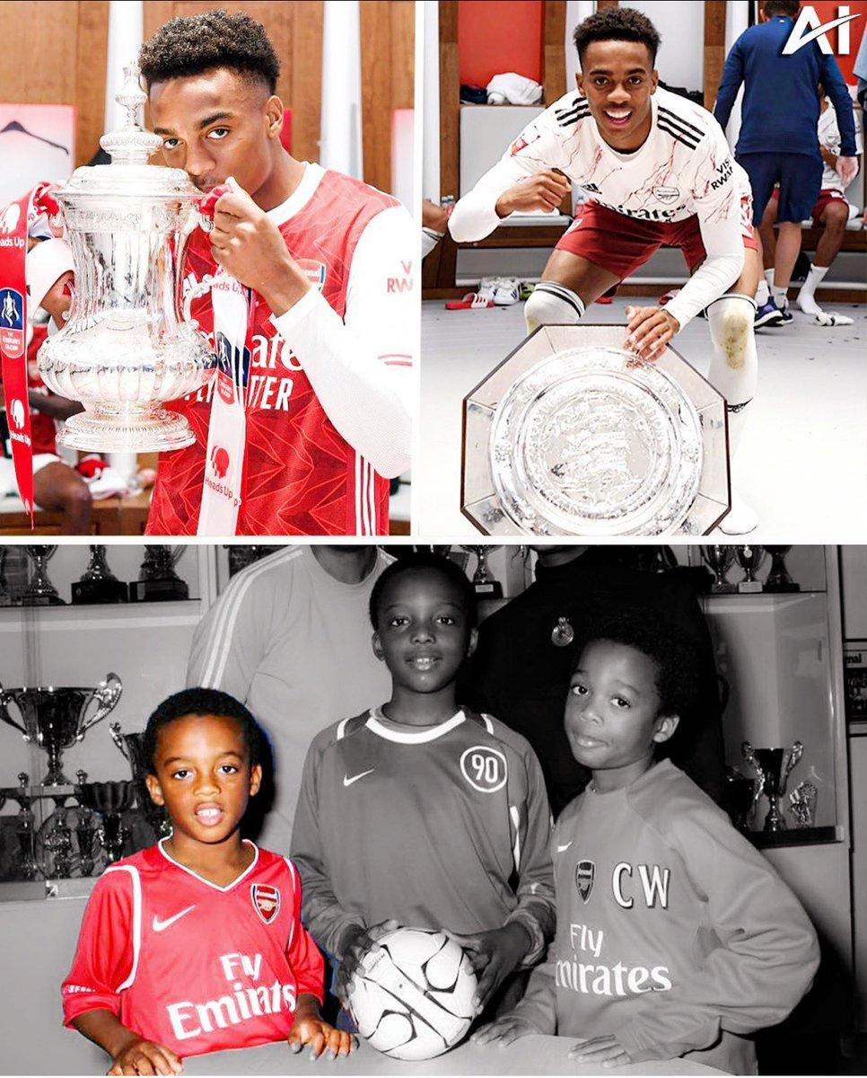 ❤️  @Arsenal