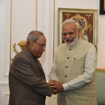 PM condoles the passing away of former President Bharat Ratna Shri Pranab Mukherjee