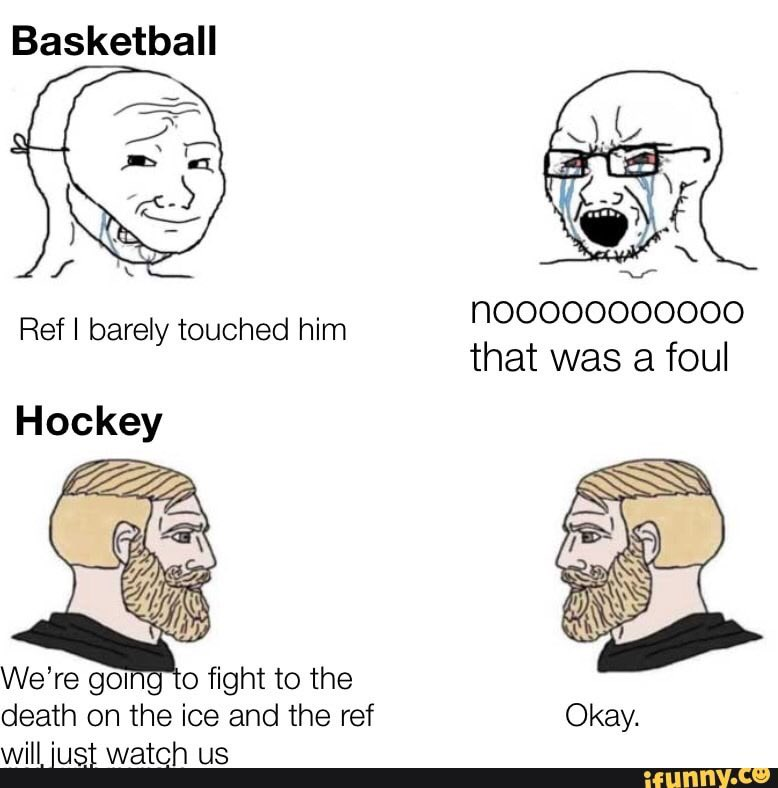 There are many other reasons but yes hockey is the best sport https://t.co/WWVm6CToka