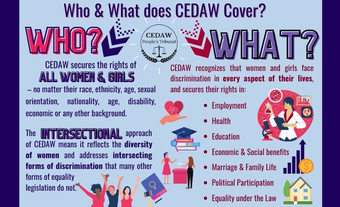@novaramedia May we invite you to follow @CedawPT and support the elimination of discrimination against women and girls? Thank you 🙏  Would you also please retweet crowdfund to your followers 🙏    #CEDAW #womenempowerment  #cityofwomenlondon