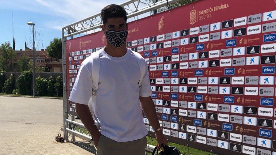 Replying to @SeFutbol: 🤩 ¡Qué alegría verte a tope de nuevo, @marcoasensio10! 💪🏻  #SomosEspaña 🇪🇸 #SomosFederación