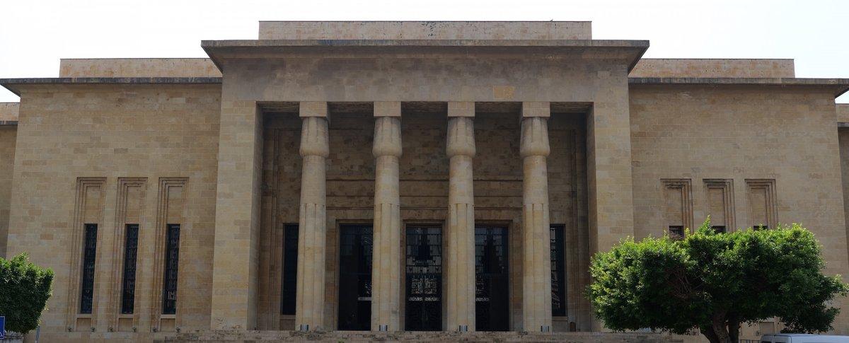 [#PresseLouvre]  Le musée du #Louvre et @ALIPHFoundation se mobilisent aux côtés de la Direction Générale des Antiquités du #Liban pour restaurer le Musée national de #Beyrouth.  Retrouvez notre communiqué de presse complet 👉