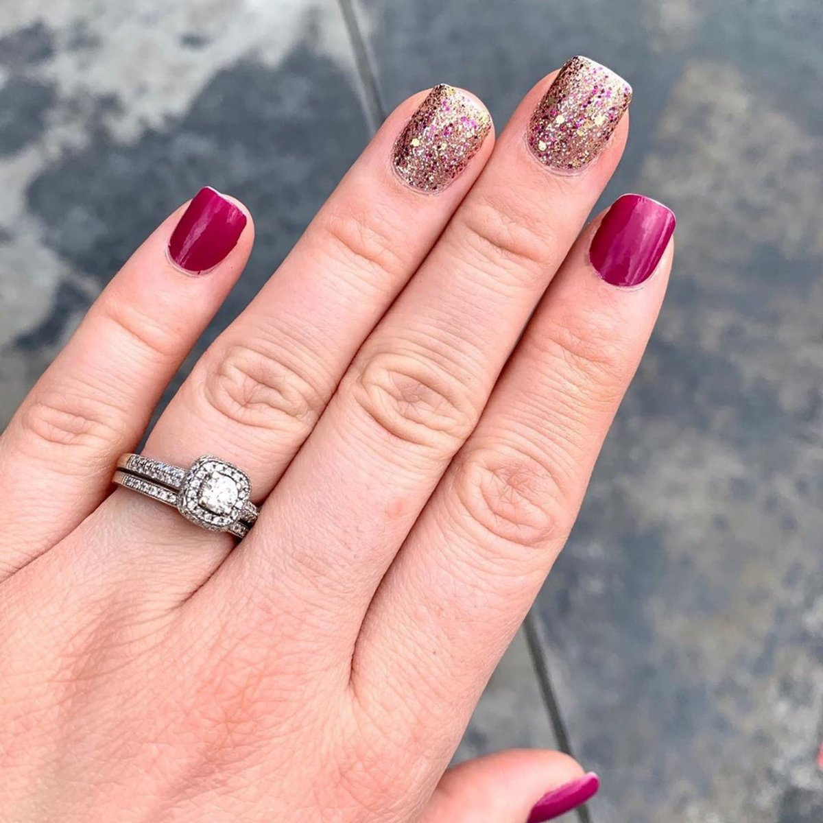 Color Street On Twitter Flawless Mixed Mani What Color Street Shades Are You Mixing Today Mixedmanimonday Shades Shown Munich Mulberry Tokyo Lights Sassynailswithsara Https T Co 5kfgqqpgum