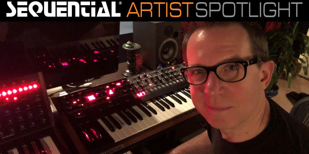 New #SequentialArtist Interview featuring the #Prophet6 & #Pro3: @DJWfilmmusic sequential.com/david-joseph-w…