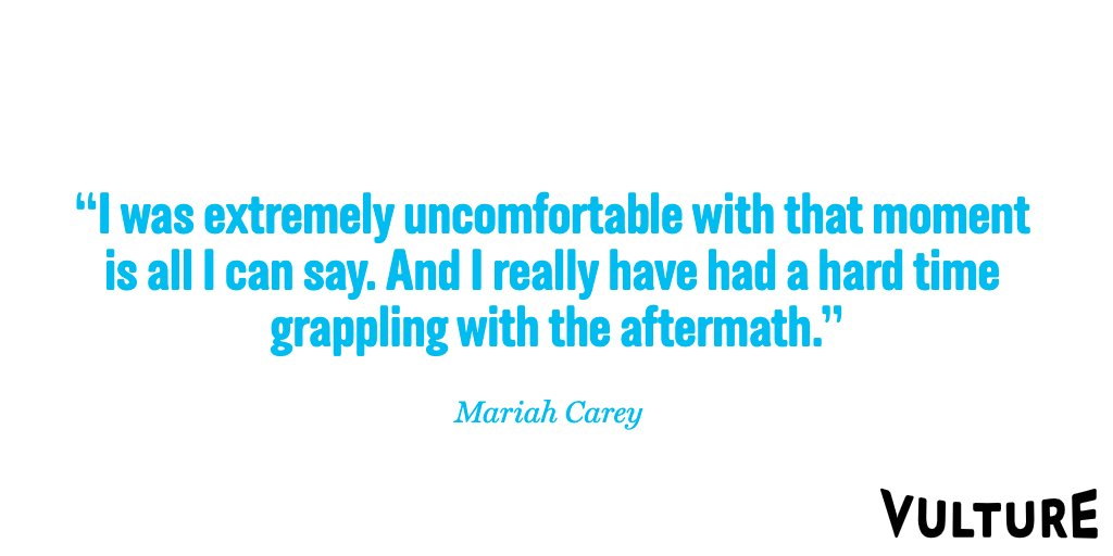 Mariah Carey on feeling pressured to reveal her pregnancy on Ellen in 2008: