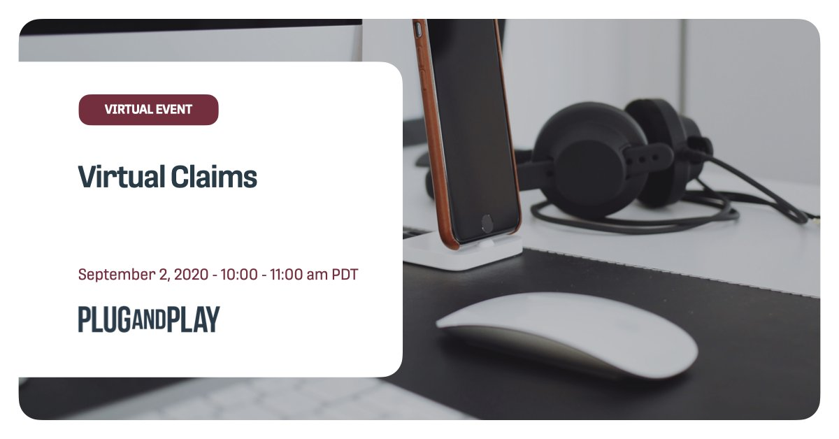 Our world is relying on digital and remote solutions now more than ever — and #insurance is no exception.   Join #PnPInsurtech as we dive into some of the leading trends and opportunities in filing and managing #virtualclaims 👉 https://t.co/dWdTm5NxEX https://t.co/ffyOTiFkjb