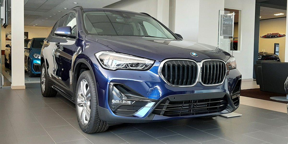 The X1. Straordinariamente decisa e sicura.  Paradiso Concessionaria Ufficiale di Vendita e Assistenza BMW ℹ️ https://t.co/Ym39LuRy9A  #BMW #TheX1 #ParadisoBMW #Libertà #ViviAlMassimo #ParadisoGroup https://t.co/lWROJJDKlc
