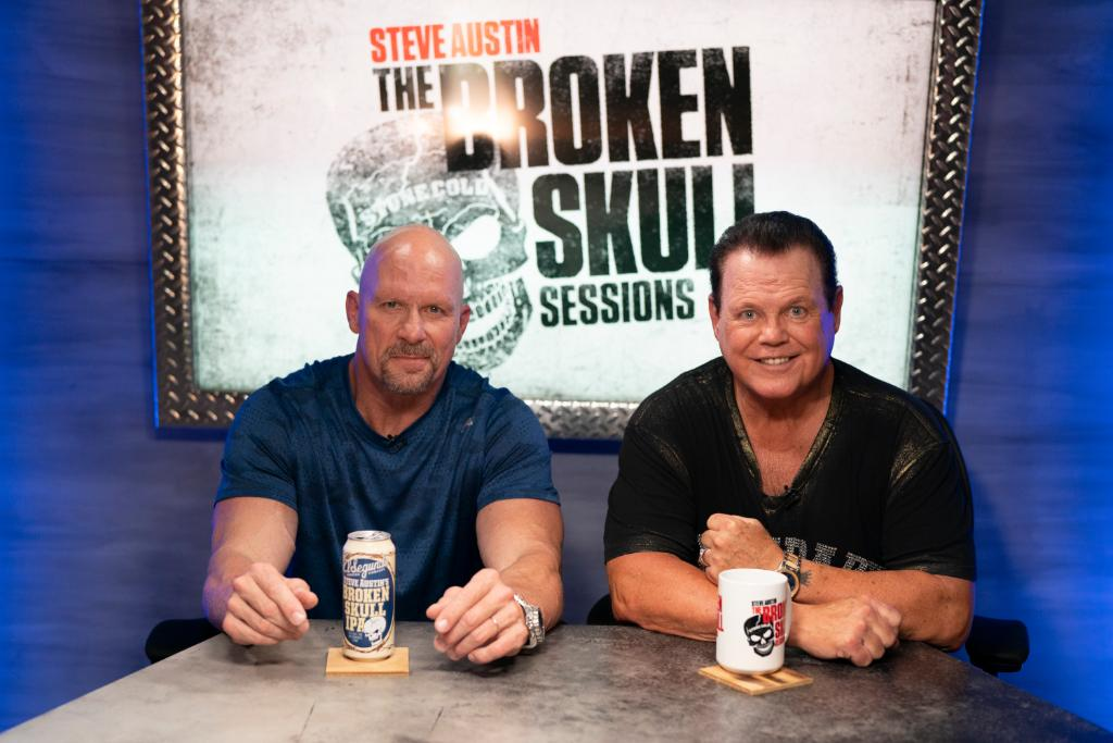 Broken Skull Sessions With Steve Austin And Jerry Lawler Returning To The WWE Network This Weekend
